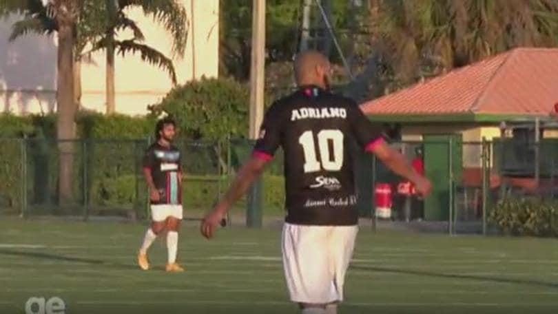 Adriano torna in campo, ma perde il derby 5-0