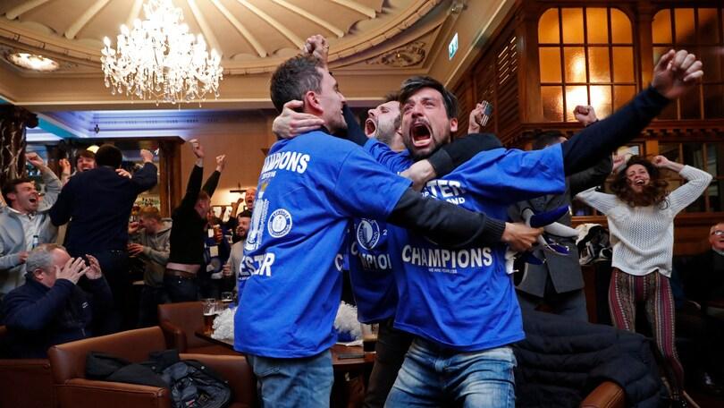 RANIERI NELLA STORIA! Leicester campione d'Inghilterra grazie al Chelsea