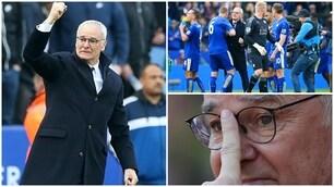 Ranieri leggendario: passione e lacrime sulla panchina del Leicester