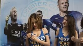 La Thailandia si ti tinge di blu: tutti pazzi per il Leicester