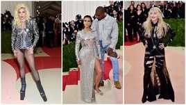 Da Madonna a Lady Gaga, quanti scivoloni sul red carpet del Met Gala