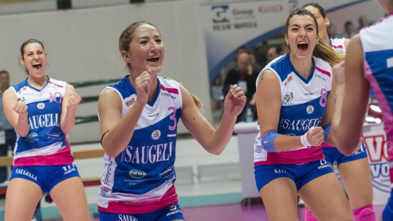 Volley: A2 Femminile, Trento per riaprirla, Monza per festeggiare