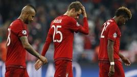 Il Bayern Monaco dice addio alla Champions: la delusione dei tedeschi