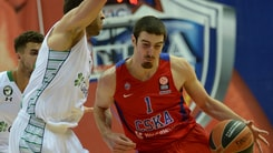 Basket Eurolega, il Trofeo Ford a De Colo