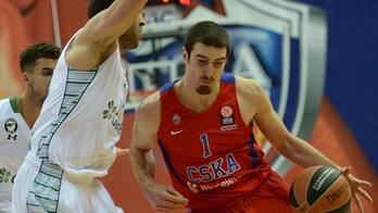 Basket Eurolega, il Trofeo Ford a De Colo