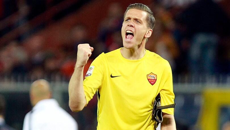 Calciomercato Roma, Szczesny resta: lo vuole Spalletti