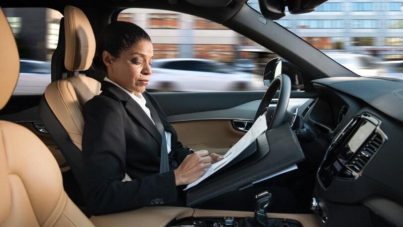 La guida autonoma potrebbe abbattere i premi assicurativi