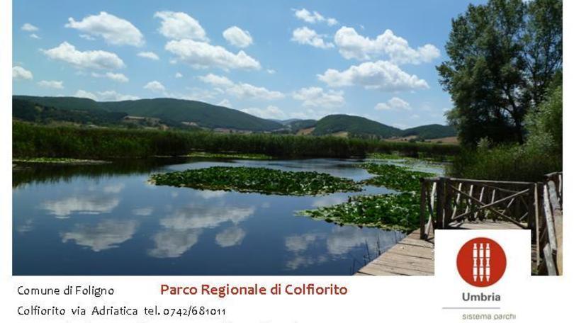 Parco di Colofiorito, un oasi in mezzo alla natura
