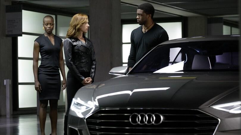 Audi SQ7, un SUV da 435 cv per Captain America