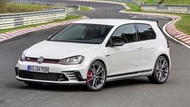 Volkswagen Golf GTI Clubsport S: foto