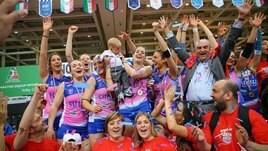 Volley: A2 Femminile, Monza conquista la Serie A1