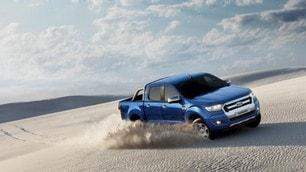 Ford Ranger, foto e prezzi del nuovo pick-up