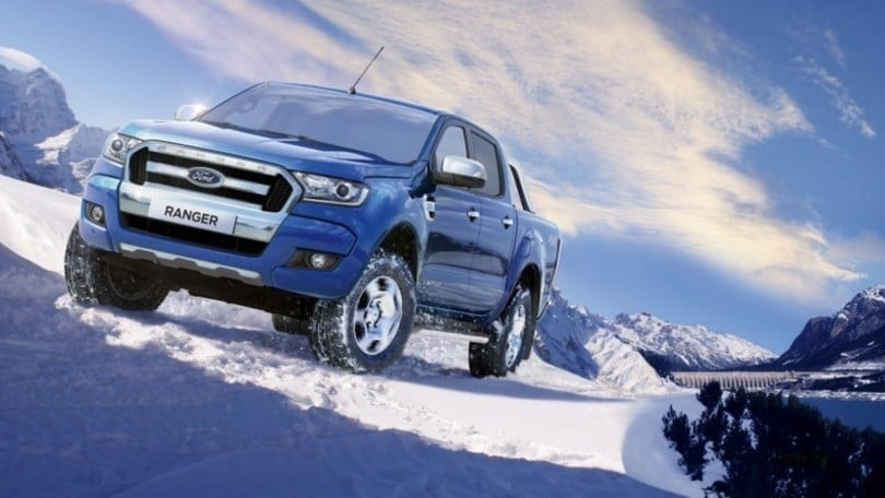Nuovo Ford Ranger, l'americano per tutte le stagioni