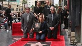 Jodie Foster, una stella nella Walk of Fame