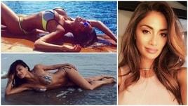 Nicole Scherzinger, sexy e sorridente su Instagram