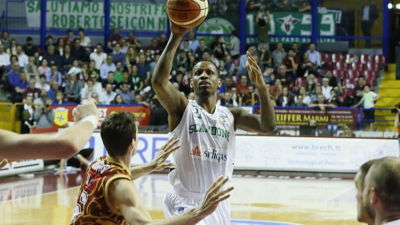 Lega Basket Awards, l'Mvp è Nunnally