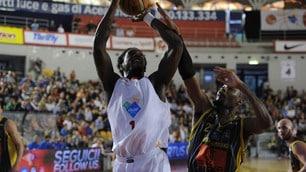 Basket A2, Roma spalle al muro: domani a Porto San Giorgio