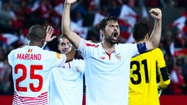 Europa League, Siviglia-Shakhtar Donetsk: il film della partita