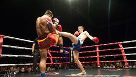 Amazing Thailand Fighting Spirit Muay Thai, show ed emozioni a Roma