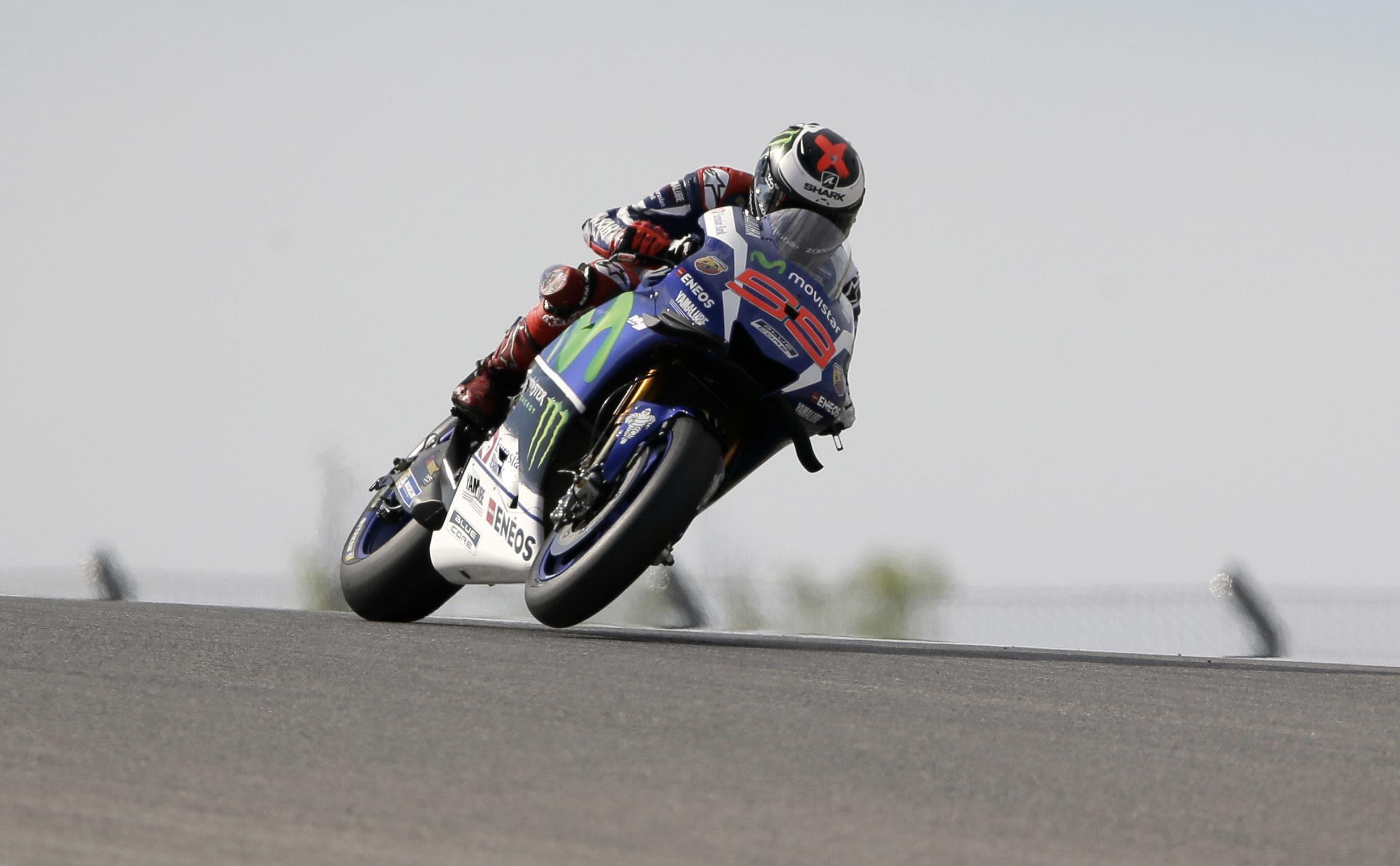 MotoGp Misano, Lorenzo: «Concentrati per migliorare»