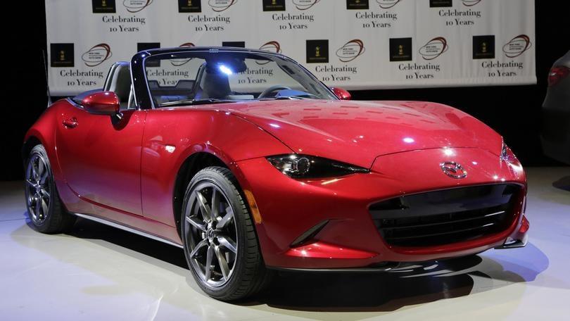 Mazda MX-5, superato il milione di unità