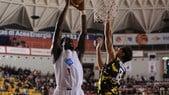Basket A2, Roma da incubo: Recanati domina