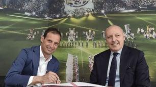 Juventus, Allegri firma il rinnovo fino al 2018