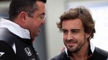 F1 McLaren, Boullier: «Alonso non è un pilota difficile da gestire»