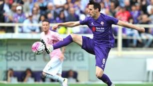 Fiorentina-Palermo 0-0, i viola sbattono contro la difesa rosanero