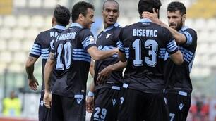 Serie A, Carpi-Lazio 1-3: tris biancoceleste al Braglia