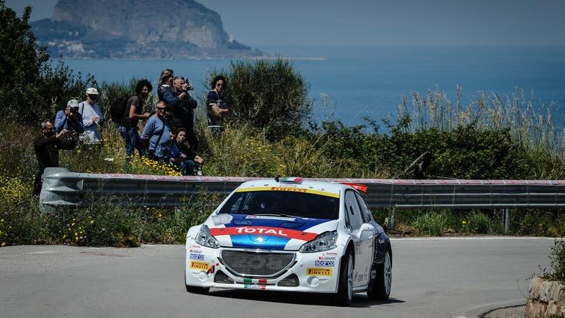 Targa Florio 100, trionfo Andreucci su Peugeot alla Cursa