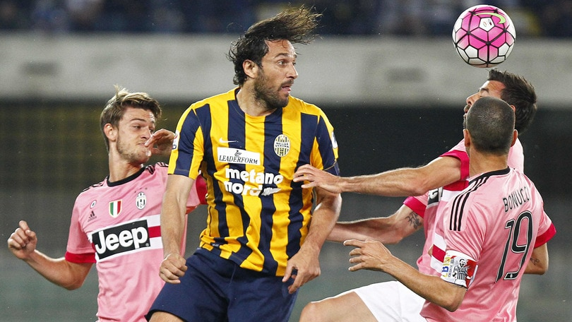 Video: Hellas Verona vs Juventus