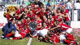 Eredivisie, la festa del PsvEindhoven: nuovo campione d'Olanda
