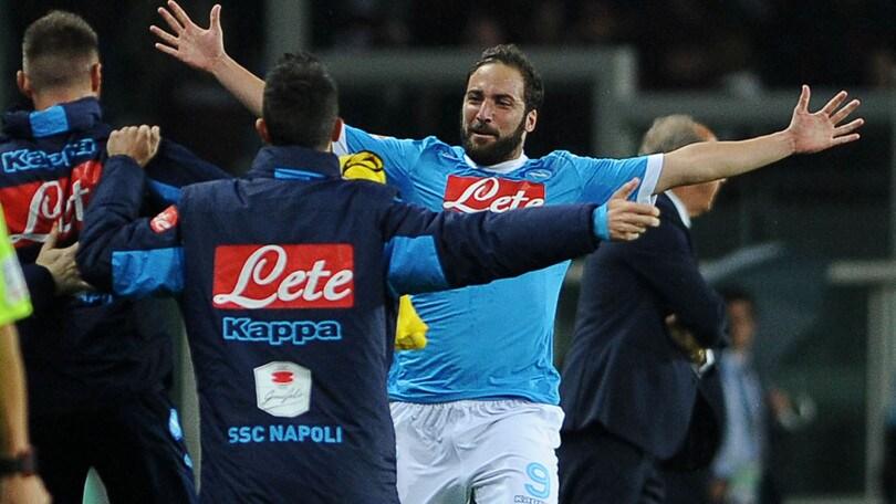 Serie A, il Napoli vince a Torino: Champions a un passo