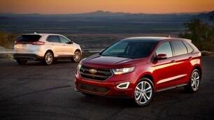 Nuova Ford Edge: foto e prezzi