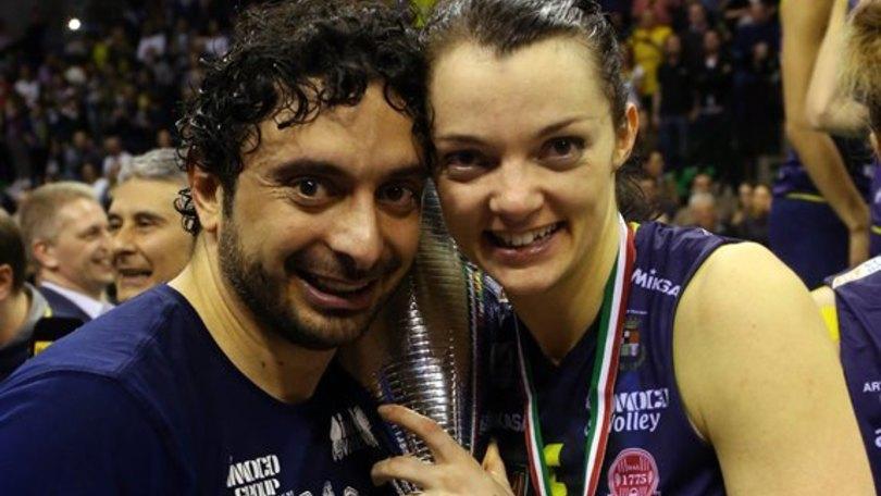 Volley: A1 Femminile, Conegliano conferma Davide Mazzanti