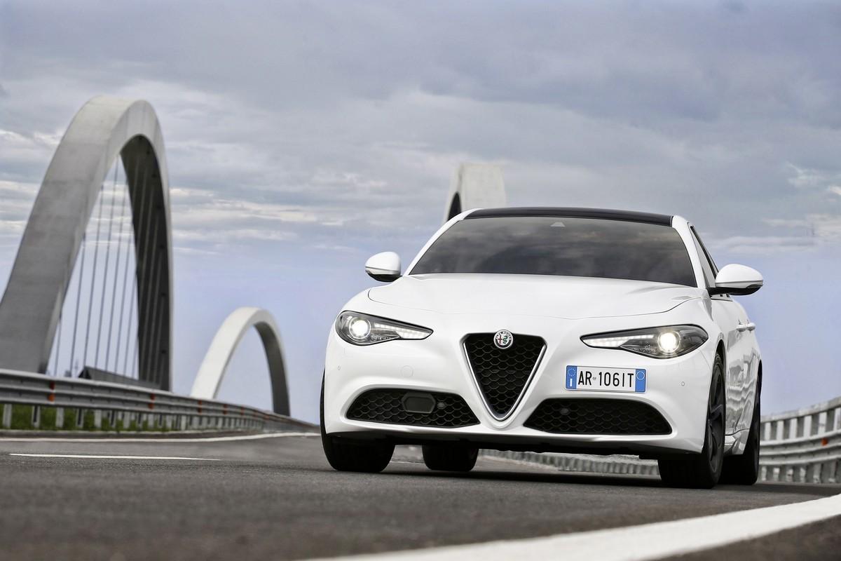 Alfa Romeo Giulia: prova su strada