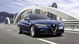 Alfa Romeo Giulia 2.2 Multijet, la spinta del diesel