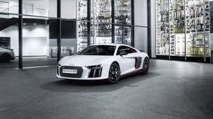 Audi R8 V10 Plus selection 24h: foto