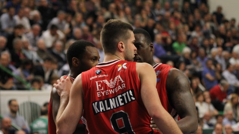 Basket, play off: Milano da semifinale a 1,67