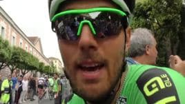 """Giro d'Italia, Colbrelli: """"Greipel è un signor velocista"""""""