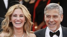 Julia Roberts e George Clooney, che coppia a Cannes!