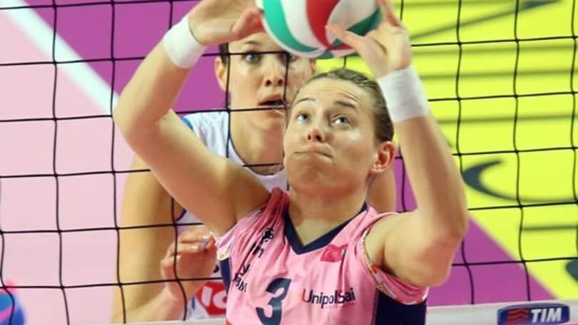 Volley: A1 Femminile, a Conegliano