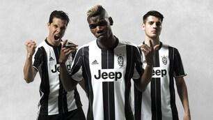 Juventus, svelata la nuova maglia per la prossima stagione