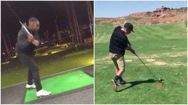 Chi ha detto che giocare a golf è facile?