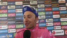 """Brambilla: """"Coronato un sogno. Vincere il Giro? Vedremo"""""""