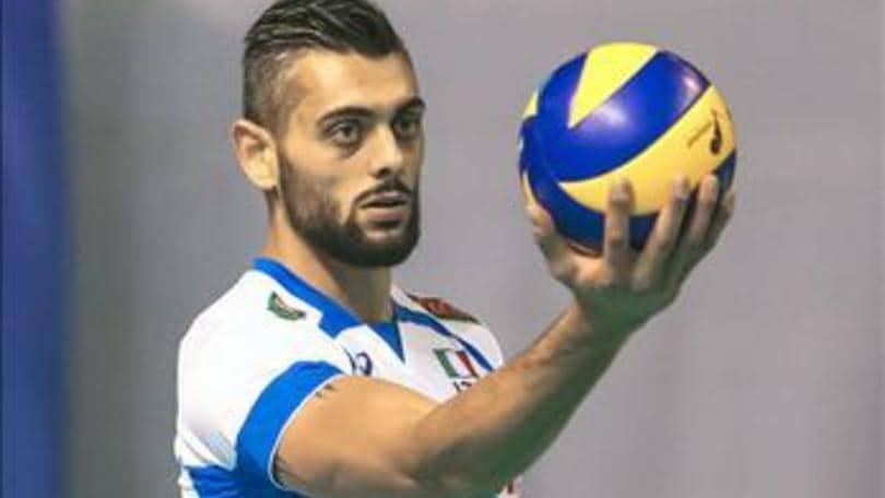 Giulio Sabbi Volley Superlega Giulio Sabbi torna a Molfetta Corriere dello Sport