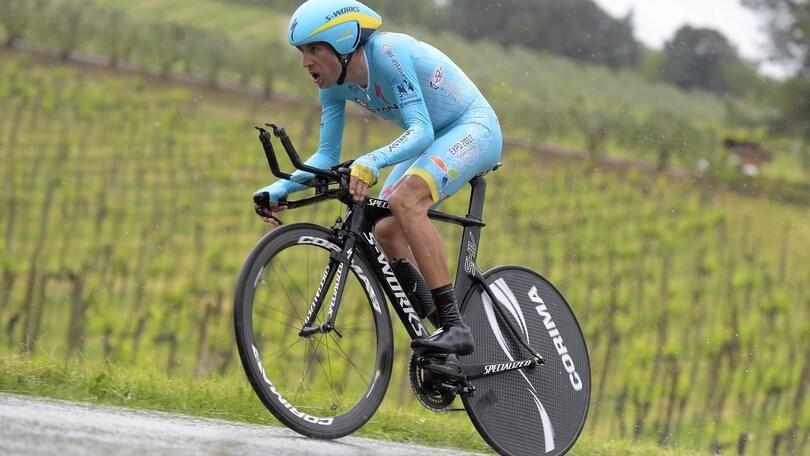 Giro d'Italia, nona tappa:allo sloveno Roglic crono 'Chianti Classico'