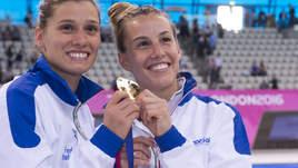 Tuffi, Europei trampolino sincro 3 metri: oro Cagnotto-Dallapè