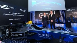 Enel e Formula E insieme per azzerare le emissioni